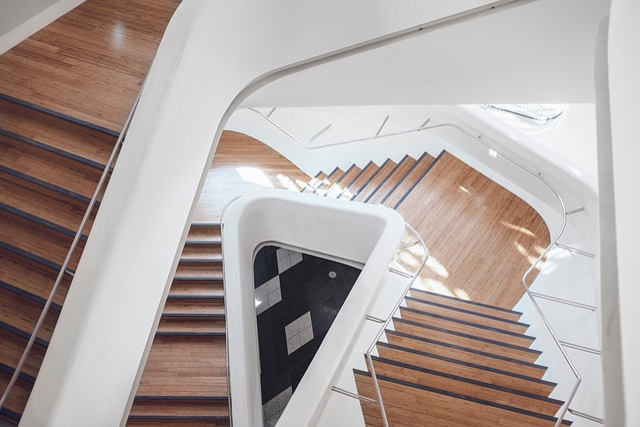 Stairs, Steps, Art, Abstract, Modern Art, Stairway