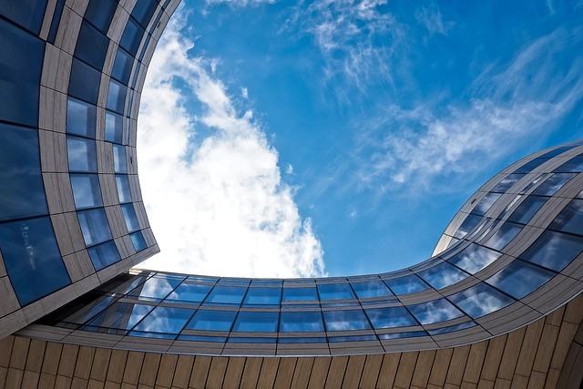 Architecture, Modern, Building, Skyscraper, Facade