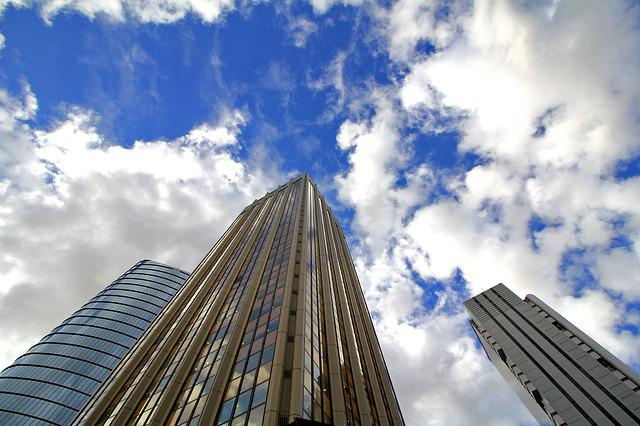 City, Sky, Skyscraper, Architecture, Modern, Building