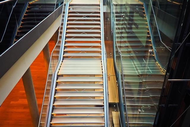 Architecture, Inside, Building, Modern, Interior Design