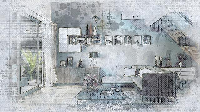 Architecture, Interior, Design, Furniture, Modern