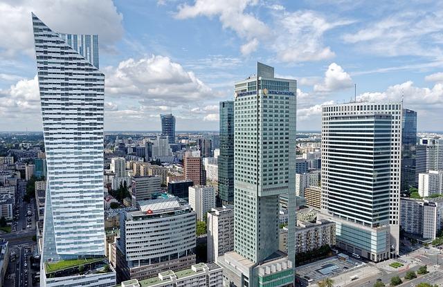 Landscape, Urban, Architecture, Modern, Building