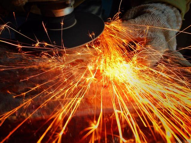 Sparks, Dazzle, Brilliant, Stimulus, Moment