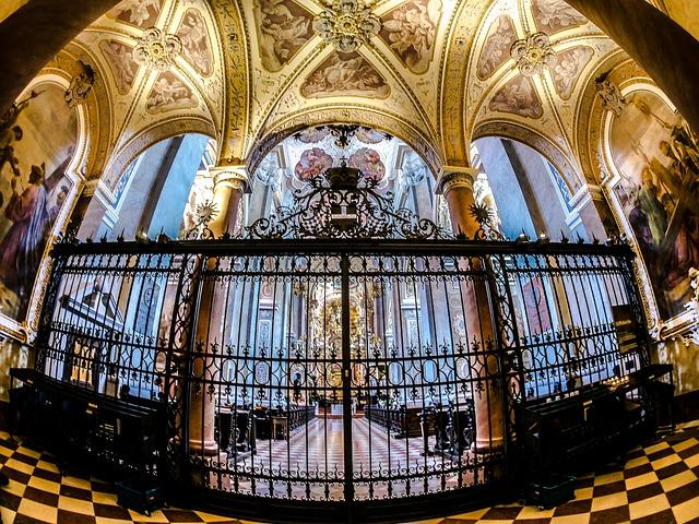 Frankfort, Architecture, Vienna, Church, Monastery