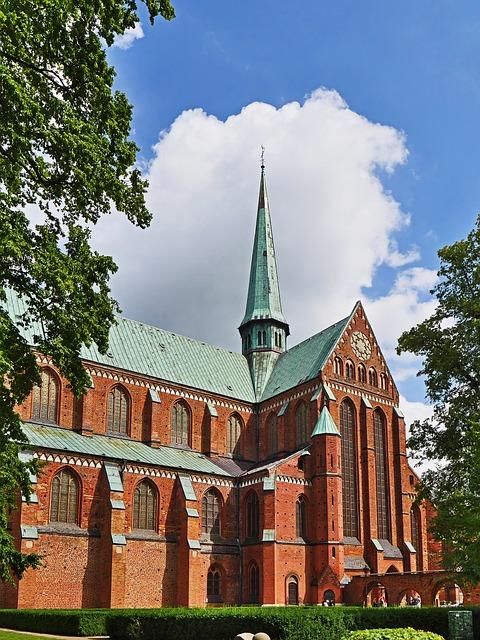 Monastery Church, Bad Doberan, Landmark, Side Wings