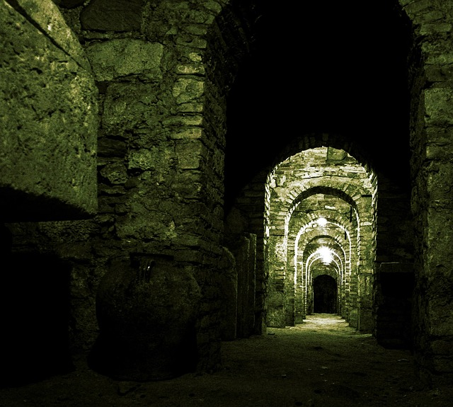 Crypt, Grabstette, Monastery, Cathedral, Grave