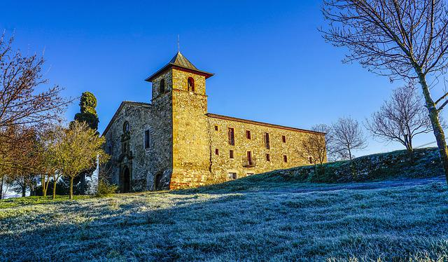 Monastery, Religion, Catholic, Architecture, Sky, Old