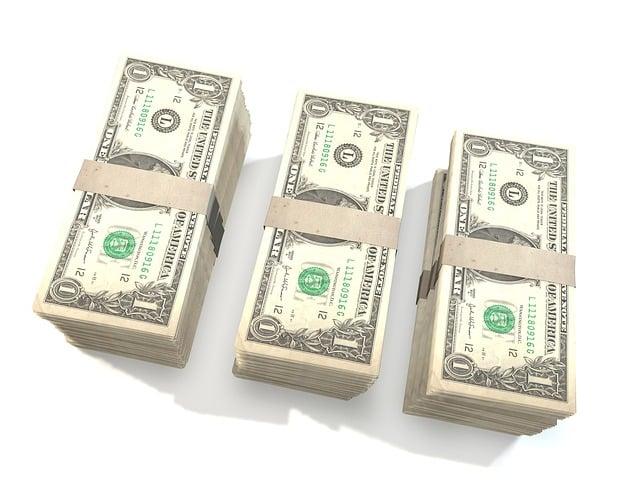 Dollar, Money, Finance, Dollars, Wealth, Business