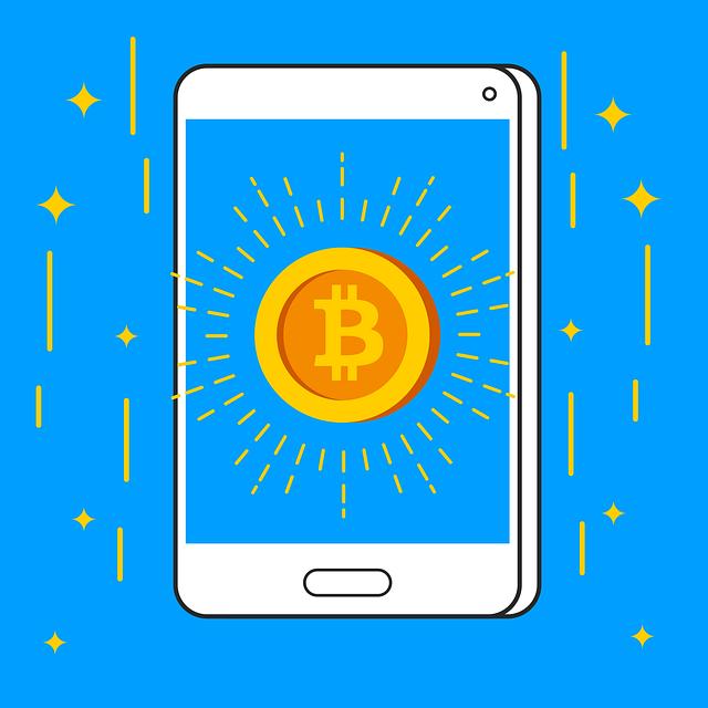 Bitcoin, Currency, Free Images, Money, Chip, Integrated