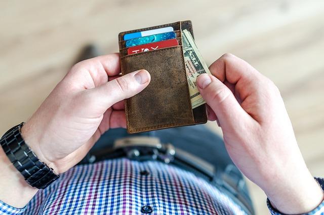 Money, Wallet, Finance, Cash, Business, Person, Hand