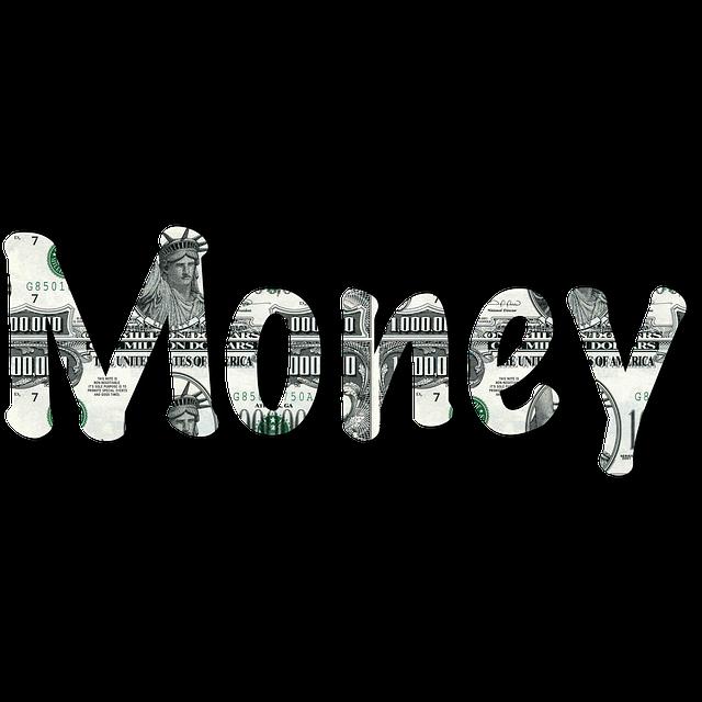 Word, Money, Million Dollar, Money In Word, Usa
