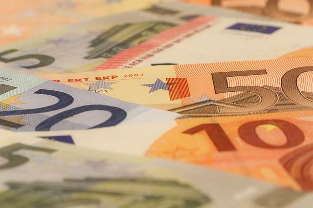 Paper, Company, Money, Background, Euro, Cash, Banknote