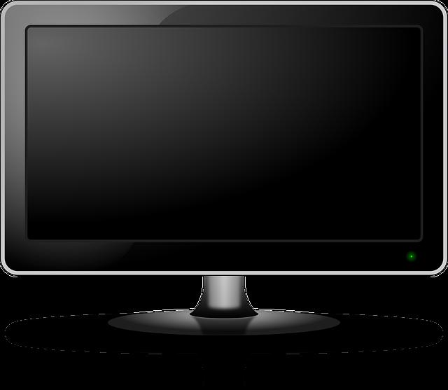Monitor, Tv, Television, Flat Panel Display