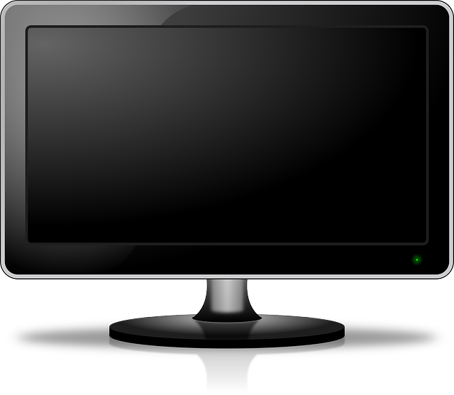 Monitor, Tv, Television, Flat Panel Display