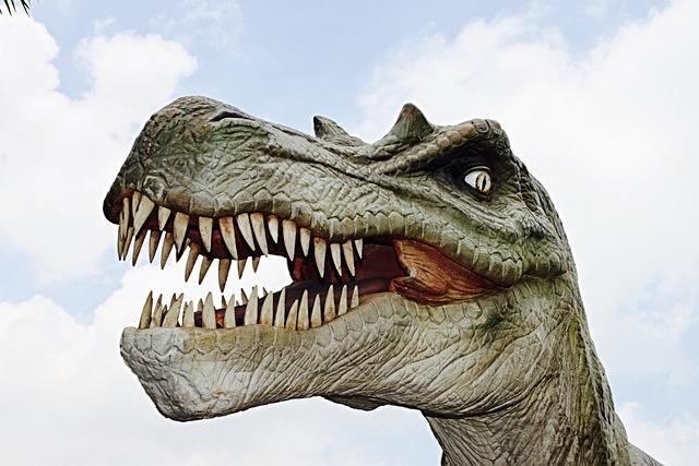Dinosaur, Horror, Prehistoric Times, Monster, Extinct