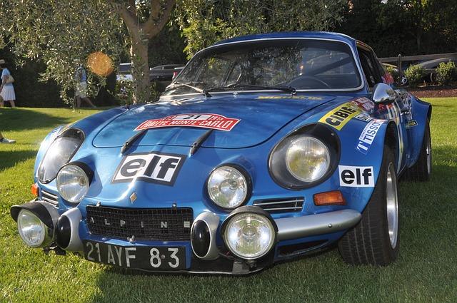 Car, Winning, Rally, Monte Carlo, 1973, Berlinetta
