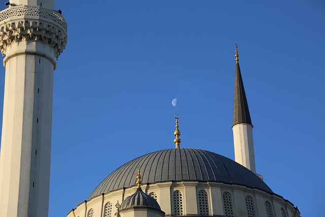 Minaret, Architecture, Religion, Travel, Sky, Month
