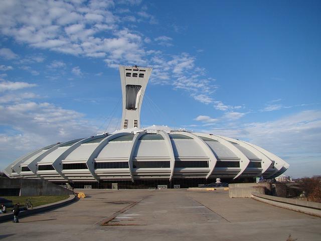 Stadium Montreal, Olympic Stadium, Montreal