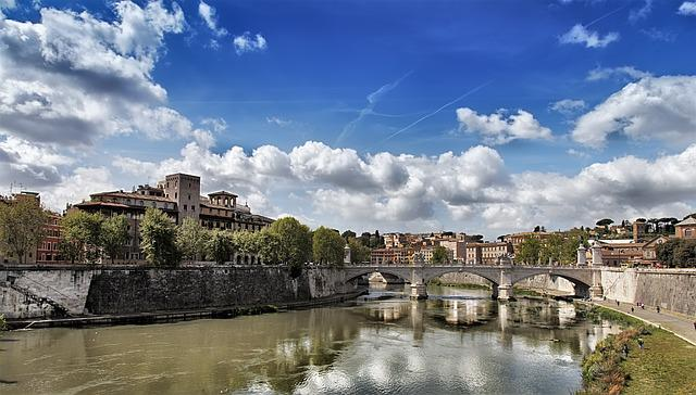 Rome, Italy, Travel, Ancient Rome, Monument