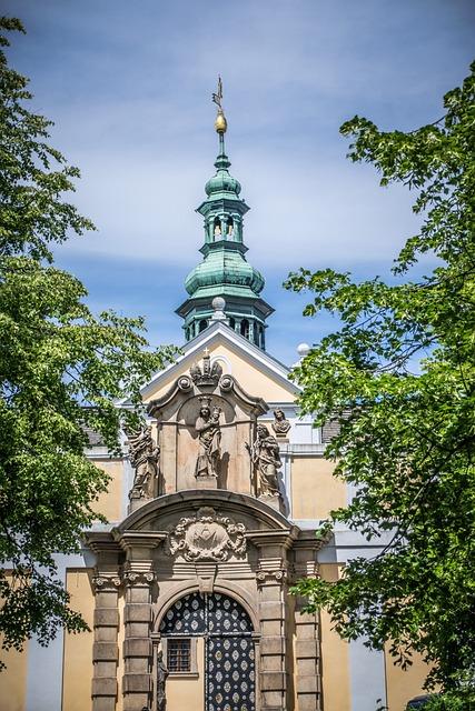 Monument, Architecture, Church