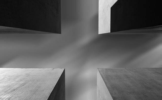 Holocaust, Memorial, Berlin, History, Monument