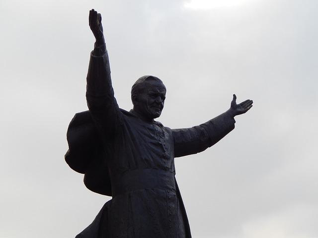 Jan, Paul, Ii, Pope, Monument