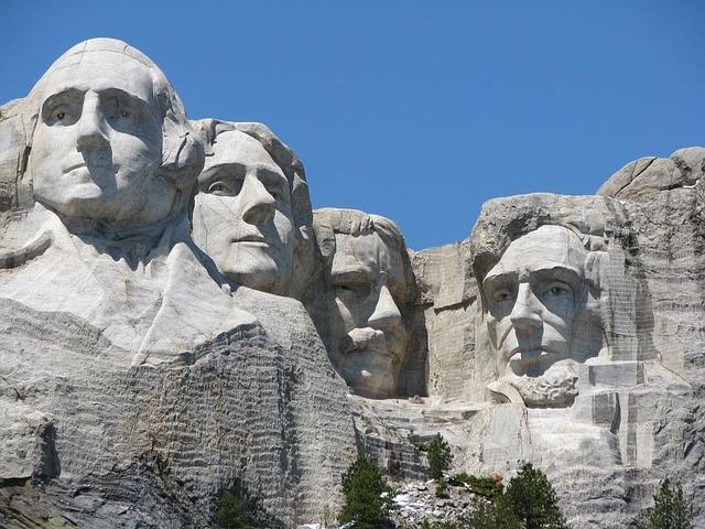 Mount Rushmore, Monument, South Dakota