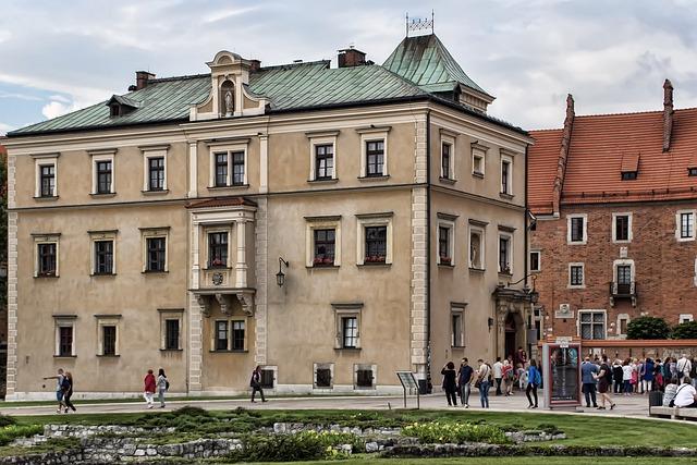 Wawel, Krakow, Poland, Monument, History