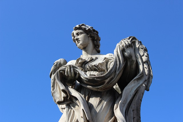 Angel, Roma, Monument