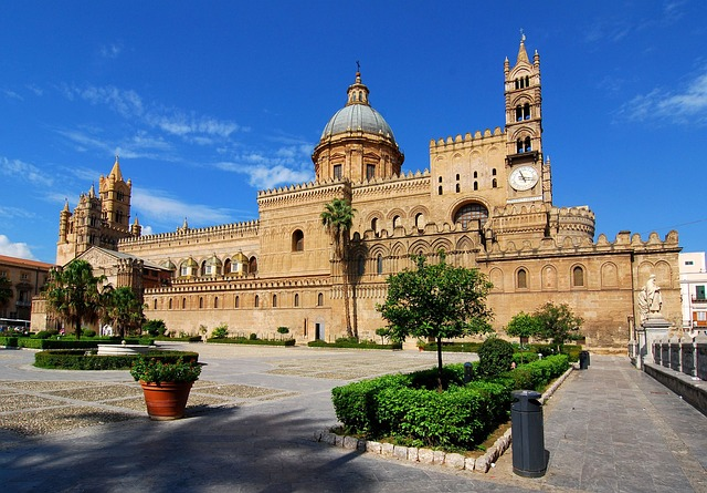 Palermo, Sicily, Monument