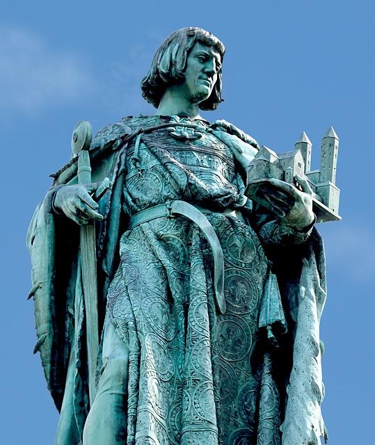 Sculpture, Braunschweig, Statue, Monument