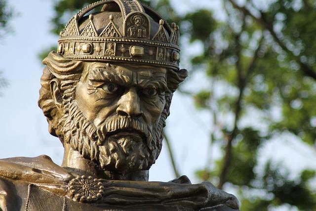 Tsar Samuil, Monument, Sofia, Bulgaria, Sculpture