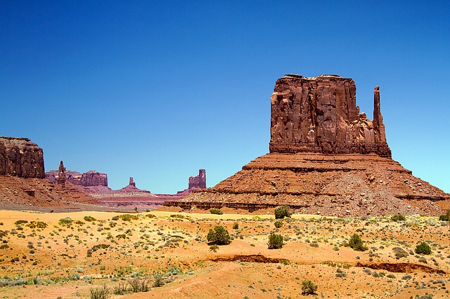 Monument Valley, Utah, Wild West, Usa, Navajo, West