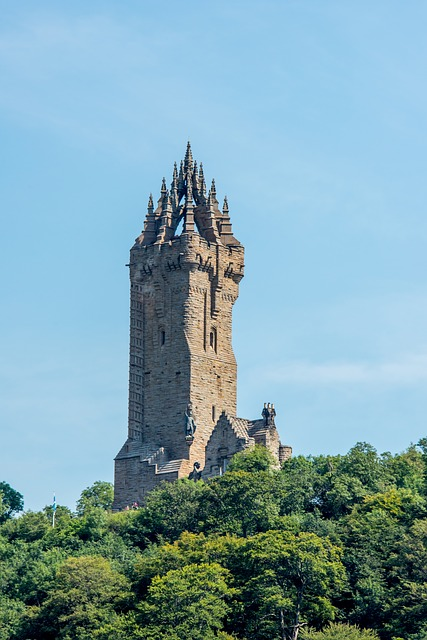 William Wallace Monument, Wallace, Monument, Stirling