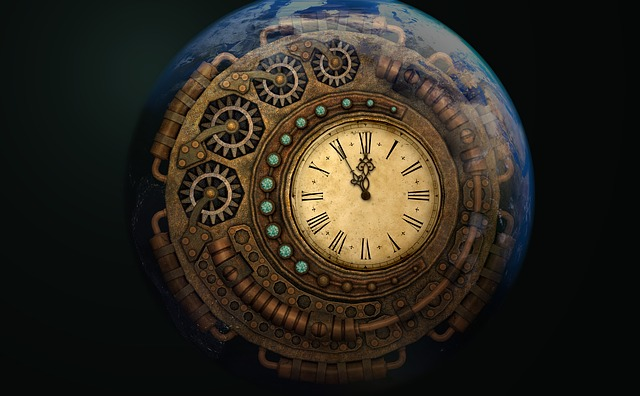 Time, Moondial, Time Machine, Moon Time, Full Moon