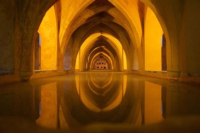 Sevilla, Alcazar, Andalusia, Palace, Moorish, Building