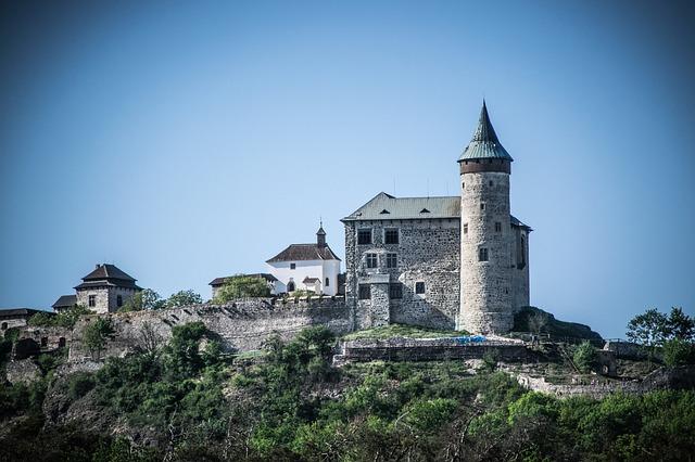Historical Landmark, Architecture, Moravia