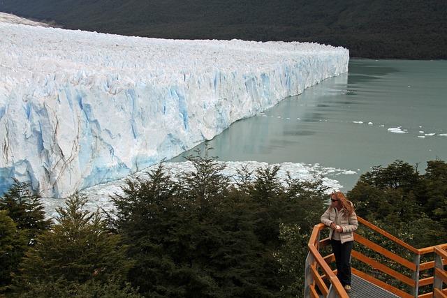 Argentina, Perito, Moreno, Glacier, Patagonia, Calafate