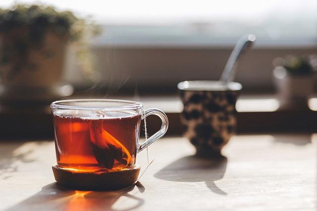 Tea, Teabags, Smoke, Morning, Breakfast