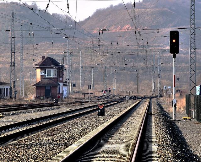 Railway System, Morning Light, Catenary