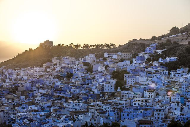 Morocco, Blue City, Moroccan, Chefchaouen