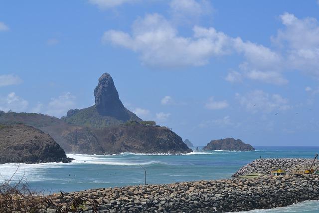 Noronha, Pernambuco, Morro Do Pico