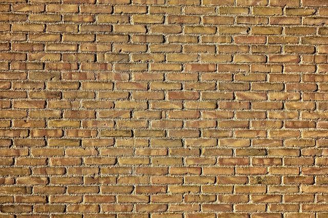 Brick Wall, Wall, Brickwork, Masonry, Seam, Mortar