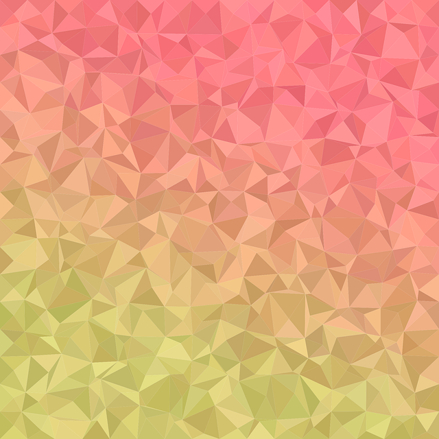 Triangle, Polygon, Background, Abstract, Mosaic