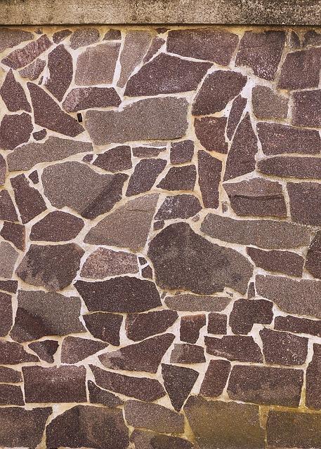 Wall, Natural Stone, Mosaic, Clinker, Slabs, Polygons