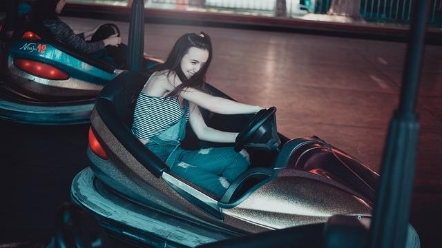 Circuit-attractions, Park, Moscow, Vvc, Enea, Girl