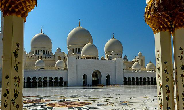 Uae, Mosque, Believe