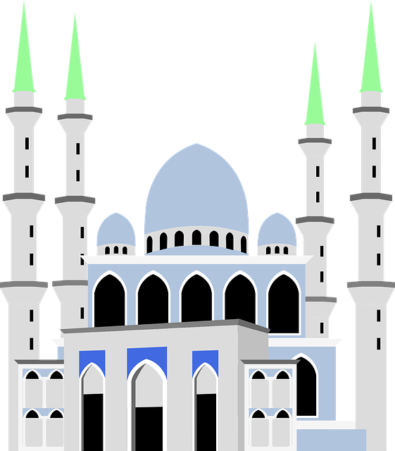 Building, City, Islam, Malaysia, Mosque