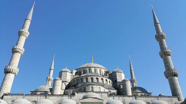 Istanbul, Blue Mosque, Mosque, Landmark, Islam, Blue