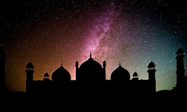 Muslim, Mosque, Galaxy, Islam, Islamic, Ramadan